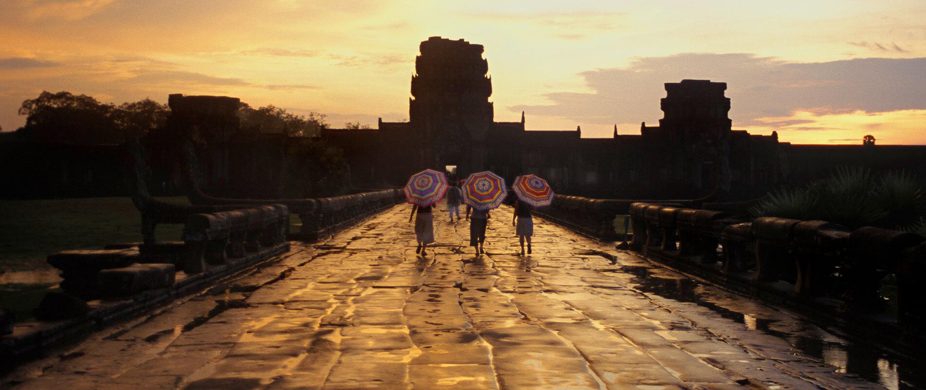 Angkor Tours Kambodzsa Angkor Wat