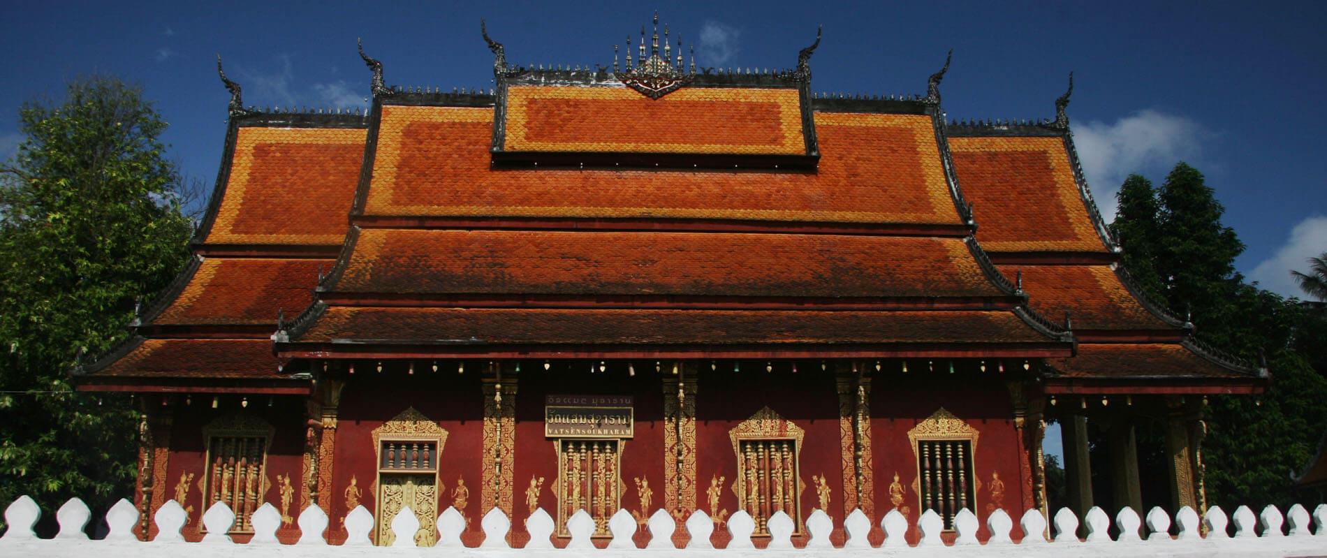 Angkor Tours Laosz Luang Prabang
