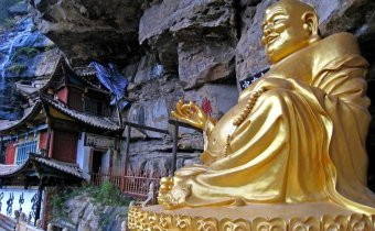 Angkor Tours Kína Shibaoshan