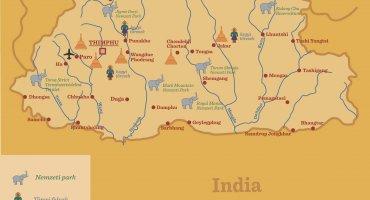 Bhutan ANGKOR TOURS