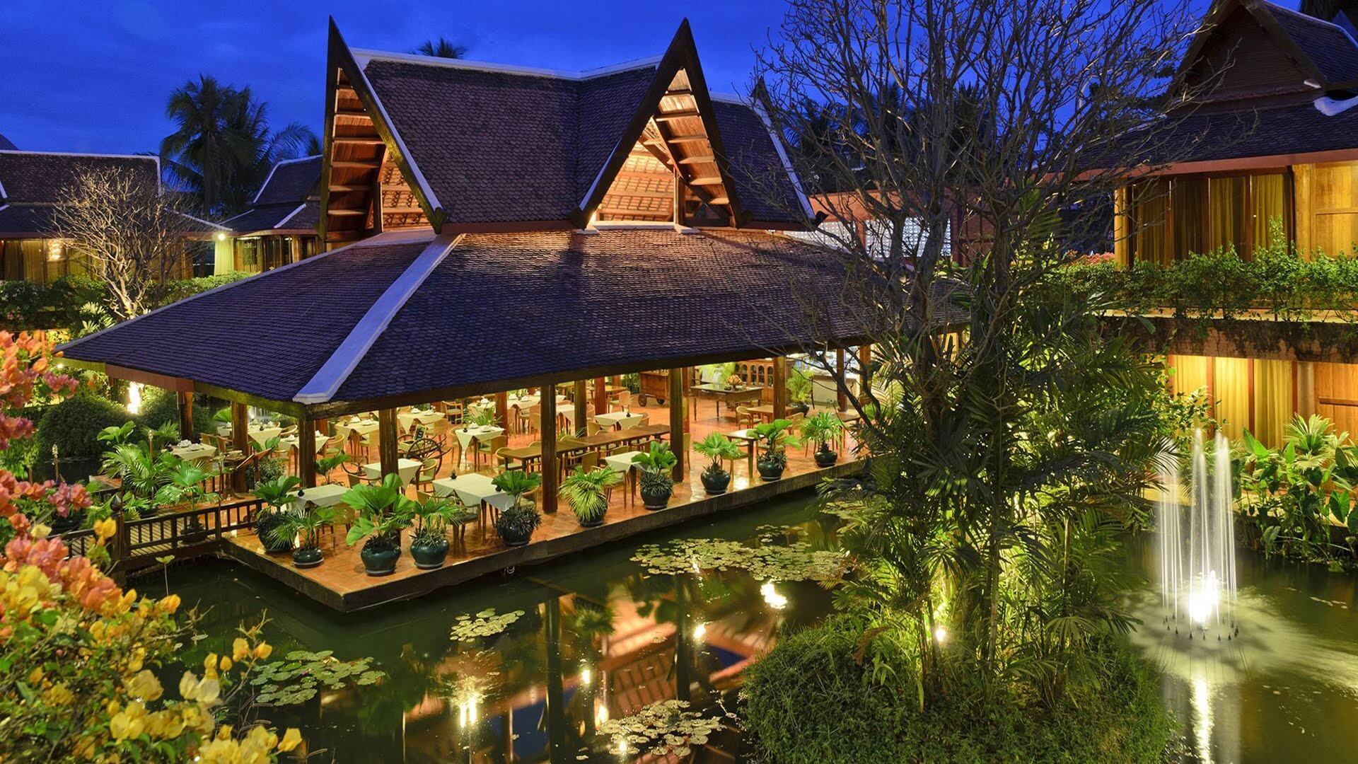 Angkor Tours Kambodzsa szálloda