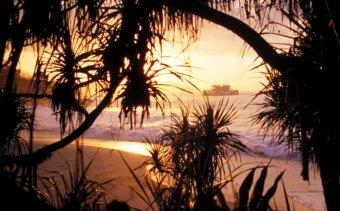 Indonézia197 A szigetvilágban nagy szerepe van a kompoknak