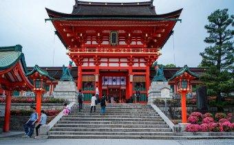 Fushimi Inari-taisha Shrine Japan Kyoto Culture
