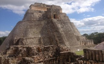 Mexikó - Uxmal - AngkorTours