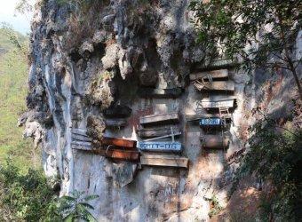 Sagada Fulop-szigetek Angkor Tours