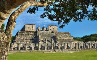 Mexikó Chitzen Itza Angkor Tours