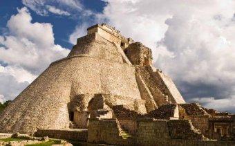 Mexikó Uxmal Angkor Tours
