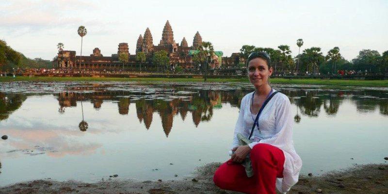 Bakonyi Anna Angkor Wat