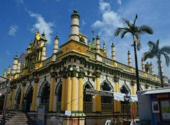 Angkor Tours Szingapúr mecset