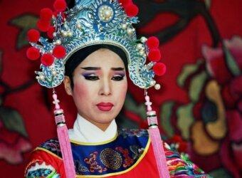 Angkor Tours Tajvan opera
